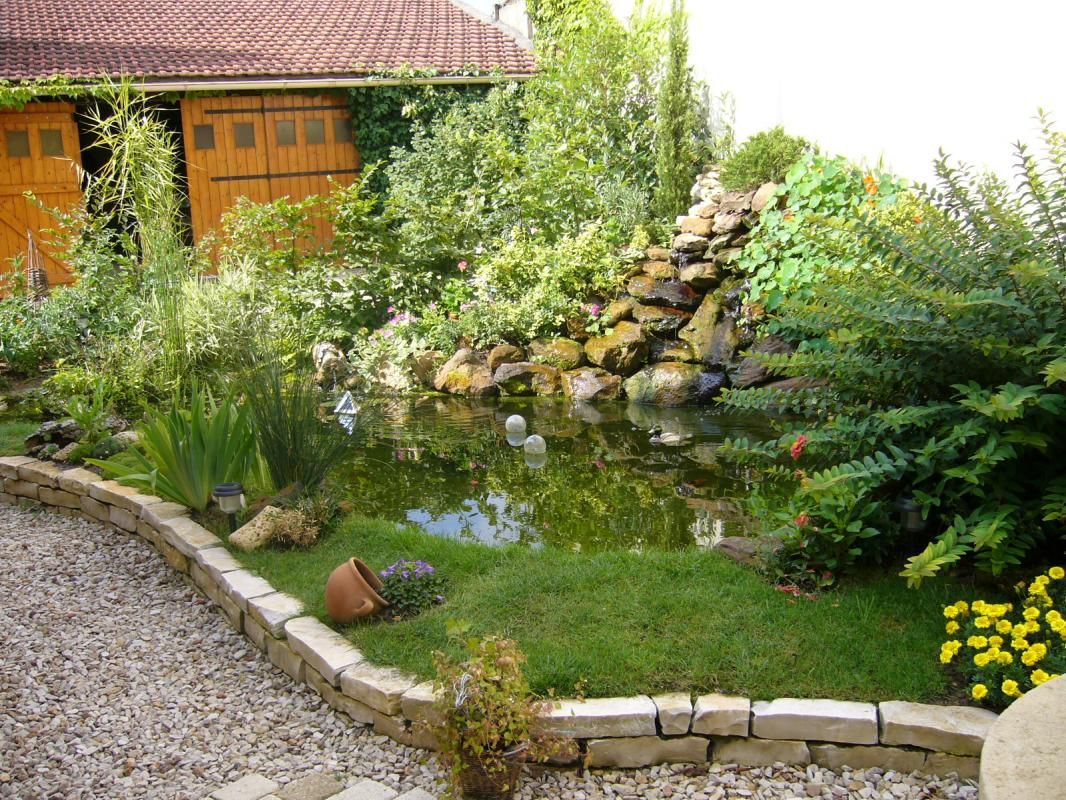 Paysagiste puisaye fp paysages am nagement jardin for Entretien jardin 86
