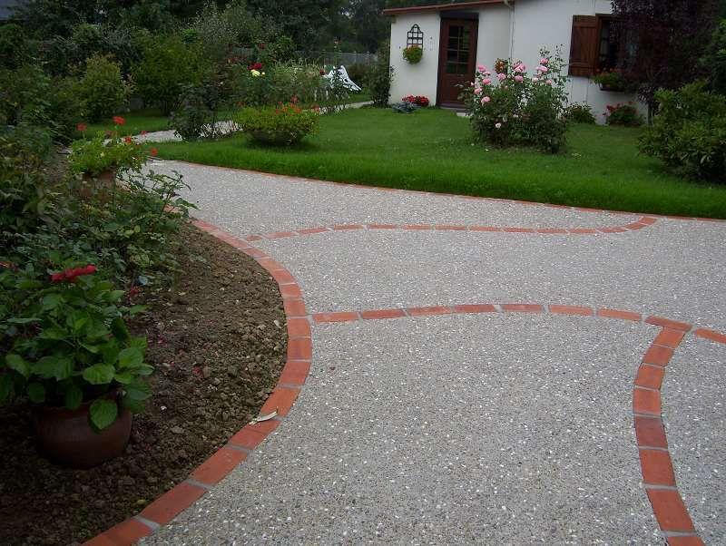 Cours et all es puisaye fp paysages am nagement jardin for Entretien jardin 74