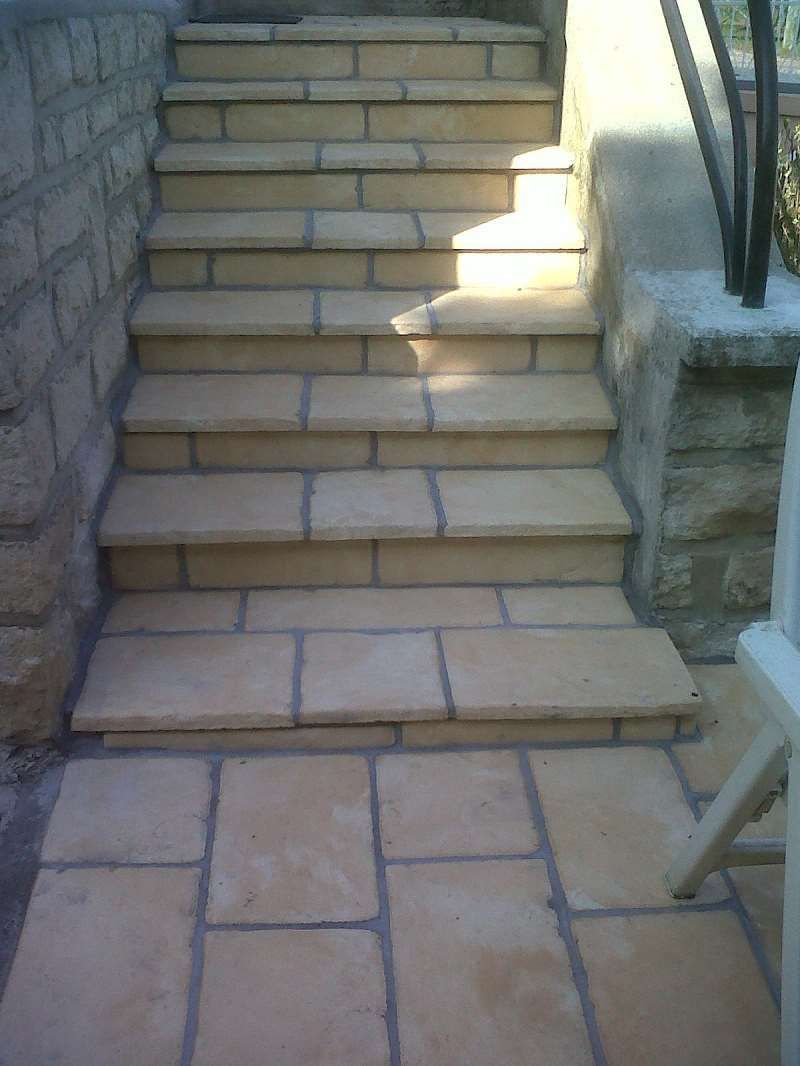 terrasse puisaye fp paysages escalier plantations terrassement clamecy st fargeau. Black Bedroom Furniture Sets. Home Design Ideas